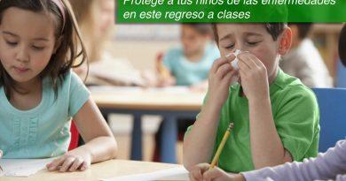 BLOG LJ2 07 390x205 - Protege a tus niños de las enfermedades en este regreso a clases