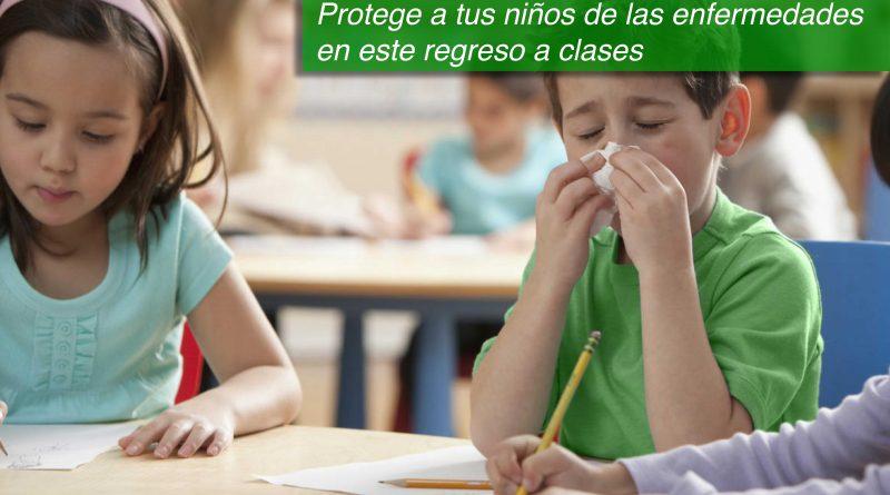 BLOG LJ2 07 800x445 - Protege a tus niños de las enfermedades en este regreso a clases