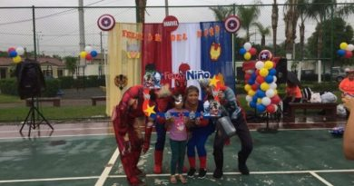 ljDiaNinoSuperheroes 800x445 768x427 390x205 - Premios y mucha diversión para niños en su día