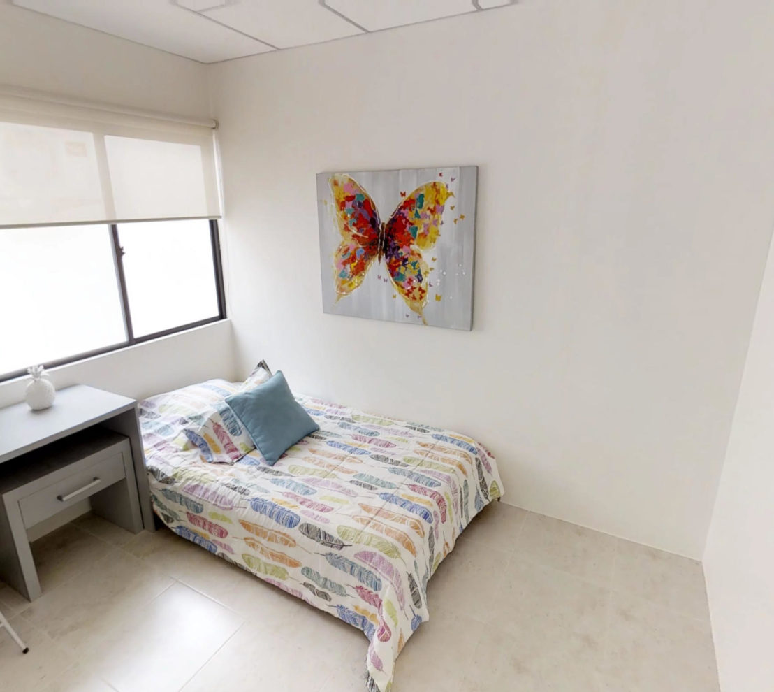 Dormitorio 2 C