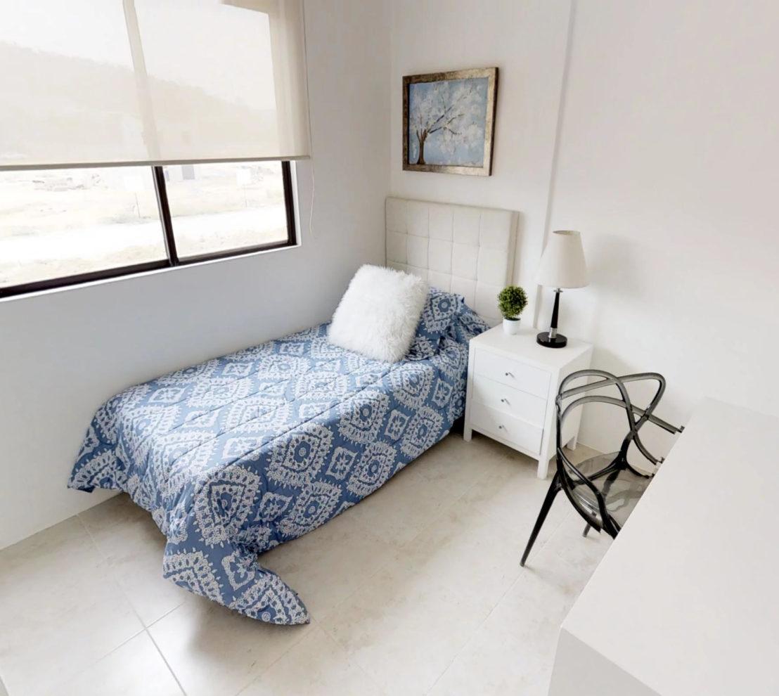 Dormitorio 3 W