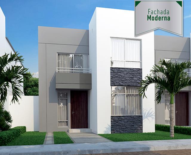 Casa Modelo R