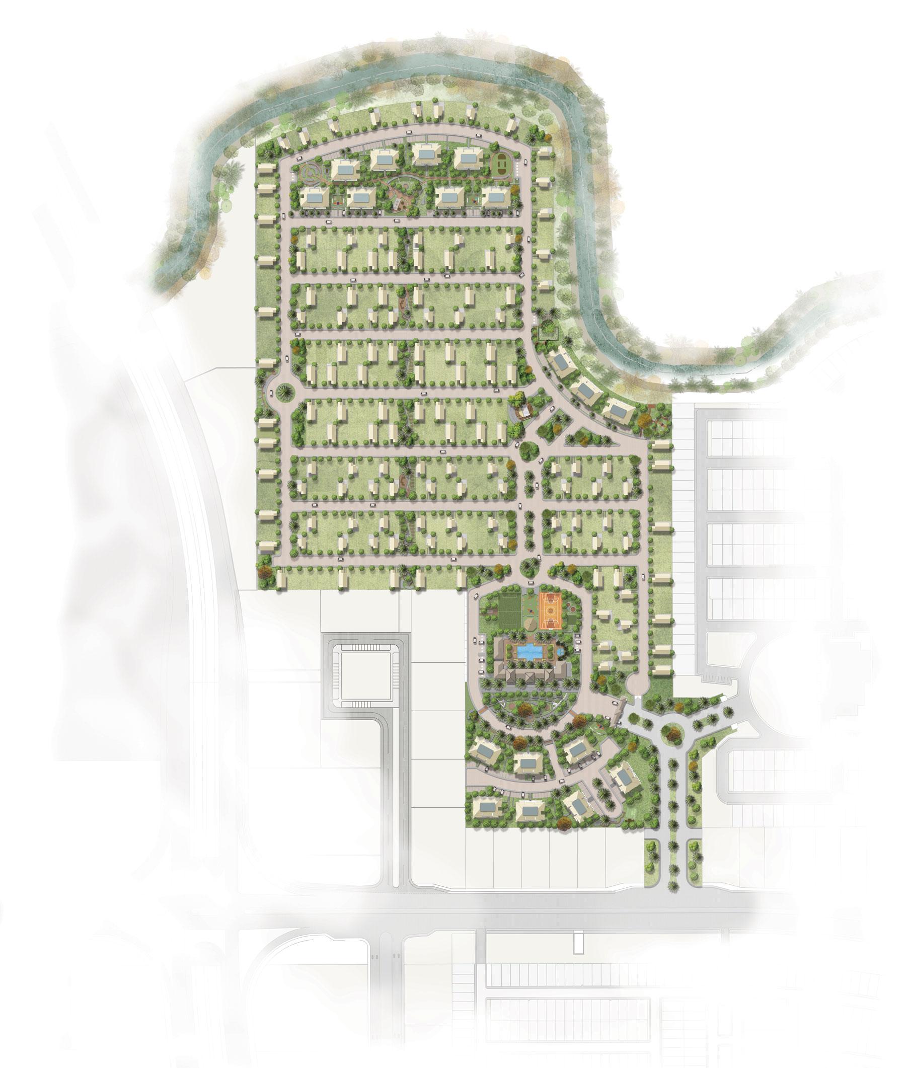 Urbanizaciones de La Joya - Granate