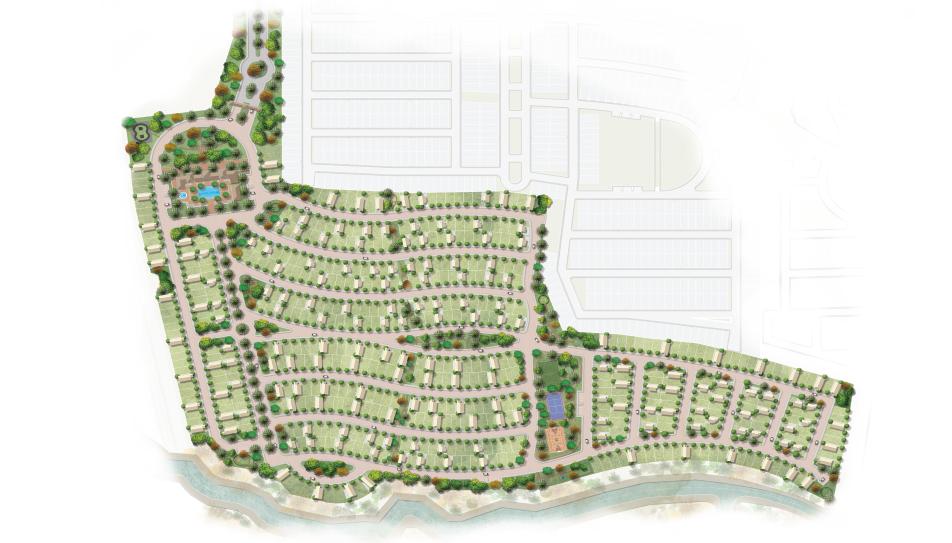 Urbanización Aquamarina
